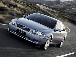 Volvo S80 AWD 2.5 T фото