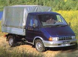 ГАЗ 2310 (110hp) фото