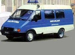 ГАЗ 27052 (110hp) (D4063) фото