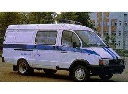 ГАЗ 32215 (110hp) (D4063) фото