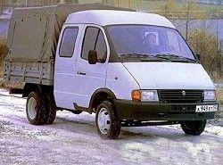 ГАЗ 33023-1014 фото