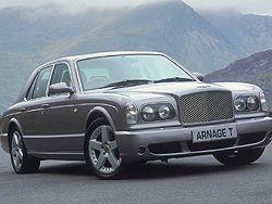 Bentley Arnage T фото