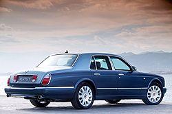 Arnage R Bentley фото