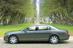 Continental Flying Spur Bentley фото