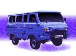 УАЗ 2206 2.4 (92hp) фото