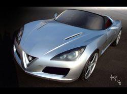 Vauxhall VX Lightning фото