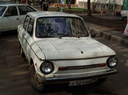 ЗАЗ 968M фото