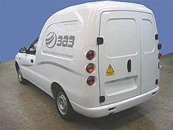 ЗАЗ - Lanos Т150 (фургон) фото