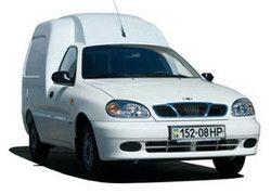 - Lanos Т150 (фургон) ЗАЗ фото
